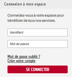 WWW.SMAM.FR - Espace Adhérent, Remboursements, Mon Compte