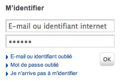 WWW.EDF.FR - Changement d'adresse, Mon Compte, Espace Client