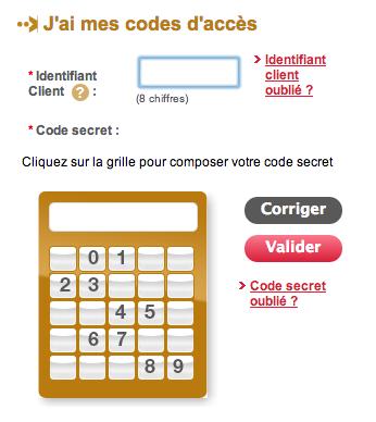 WWW.FIDEM.FR - Espace Client, Contrat